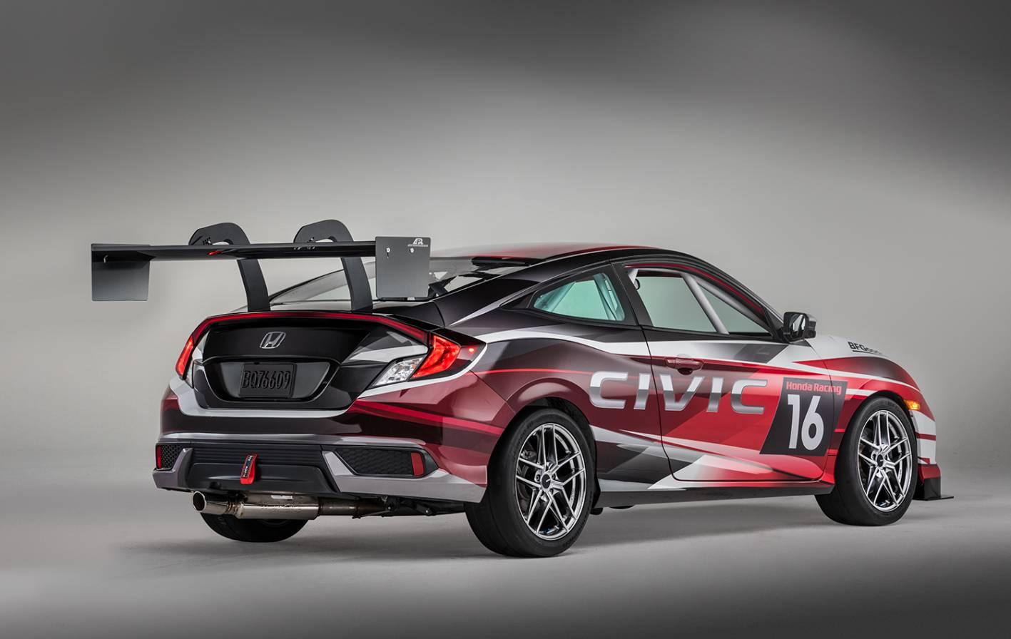 Customised Civics to grace Honda's SEMA booth - ForceGT.com