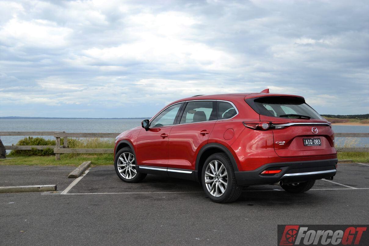 2017 Mazda Cx 9 Gt Awd Review Forcegt Com