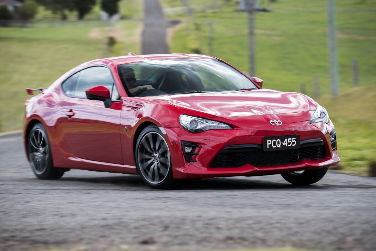 2017 Toyota 86 Gts 4