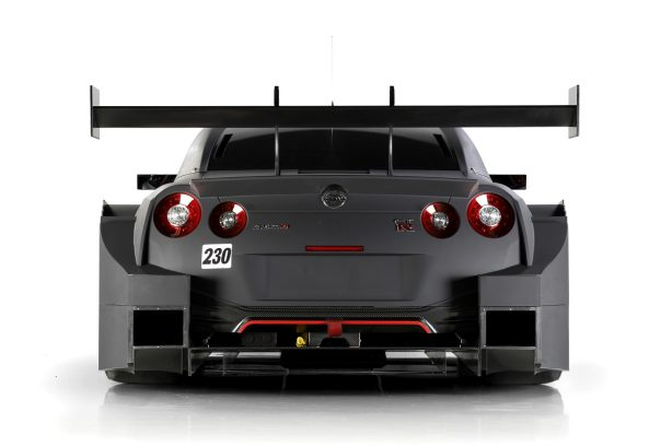 Nissan GT-R NISMO GT500 for 2017
