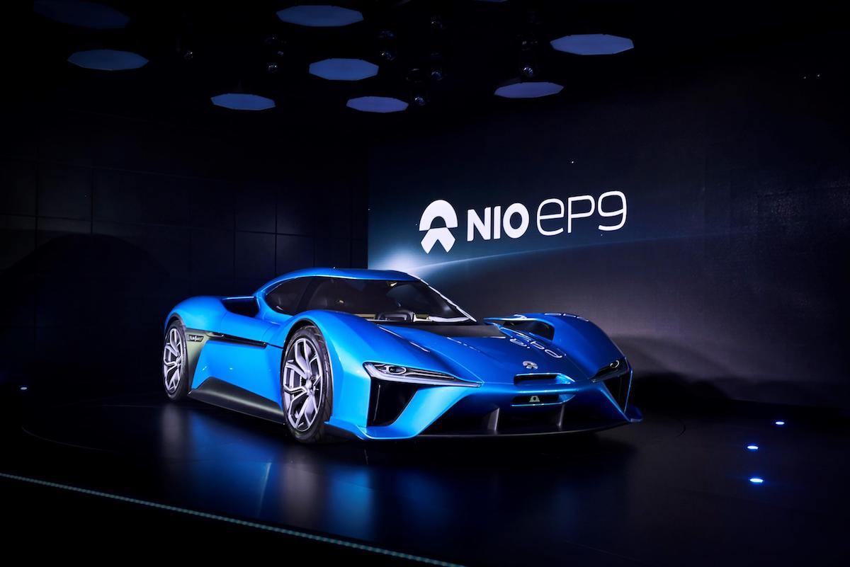 Nextev Introduces World S Fastest Electric Supercar
