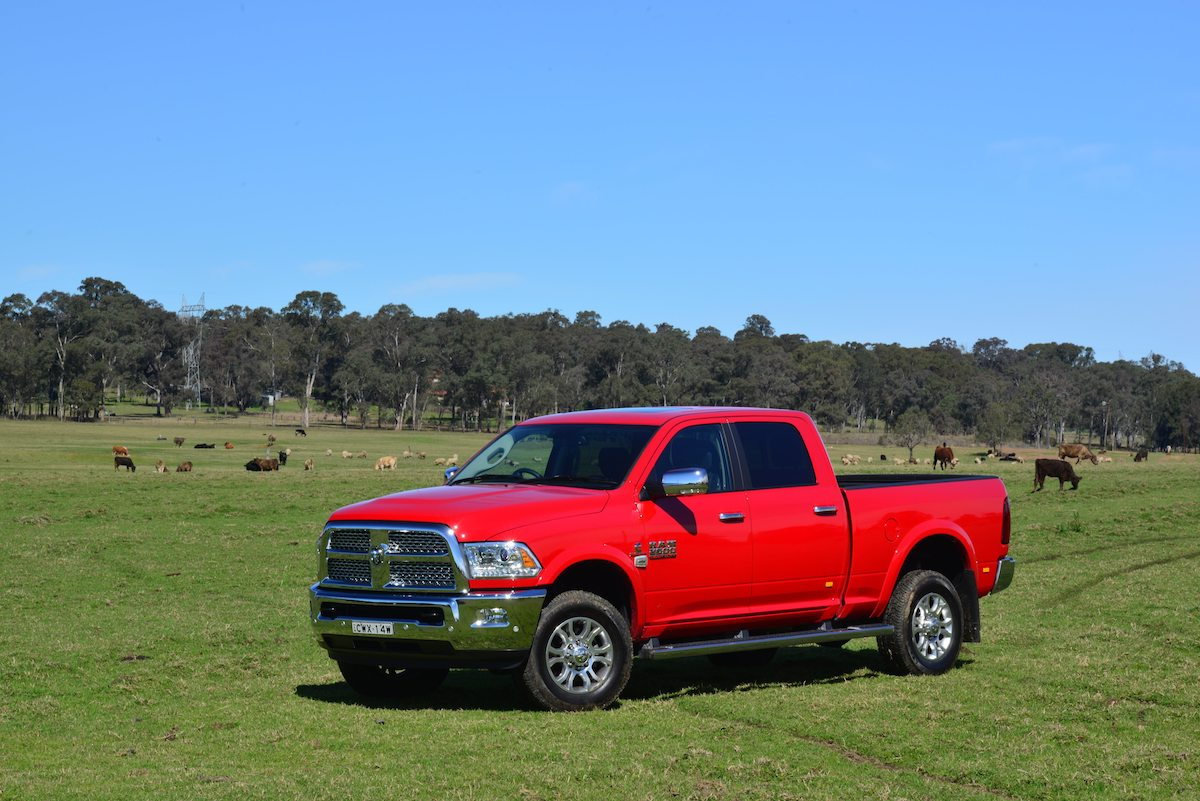 RAM trucks on sale now from $139,000 - ForceGT.com