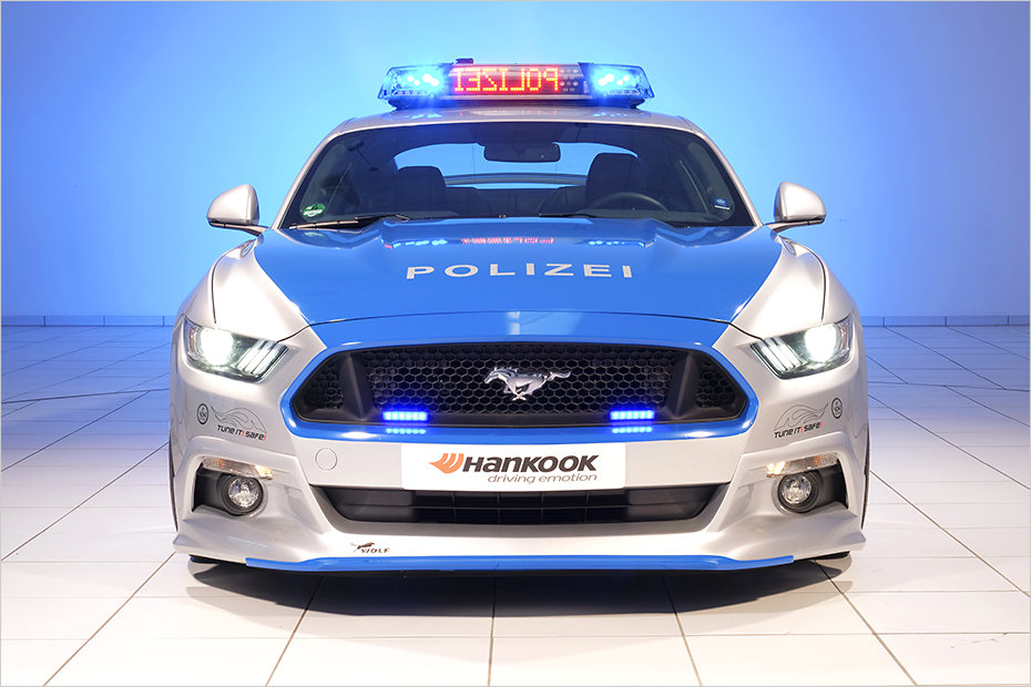 Ford Mustang as new Street Weapon for Australian Police ...