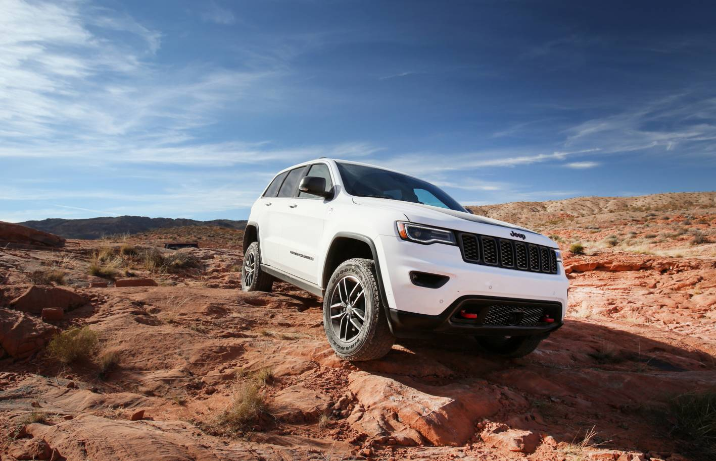 Jeep Grand Cherokee Trailhawk confirmed for Australia ...