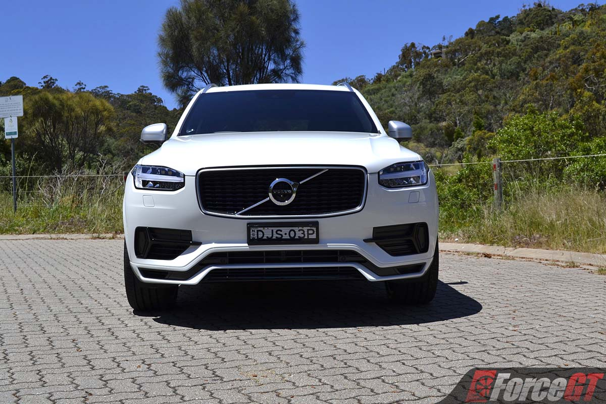 Volvo Xc90 Towing Capacity >> 2017 Volvo XC90 T8 Twin Engine R-Design Review