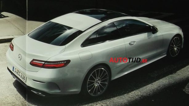 2018-mercedes-benz-e-class-coupe-leaked-rear
