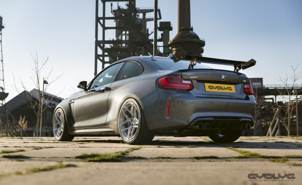 evolve-automotive-bmw-f87-m2-gts-rear-quarter