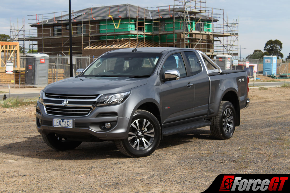 2016 Holden Colorado Review – LTZ Space Cab 4×4