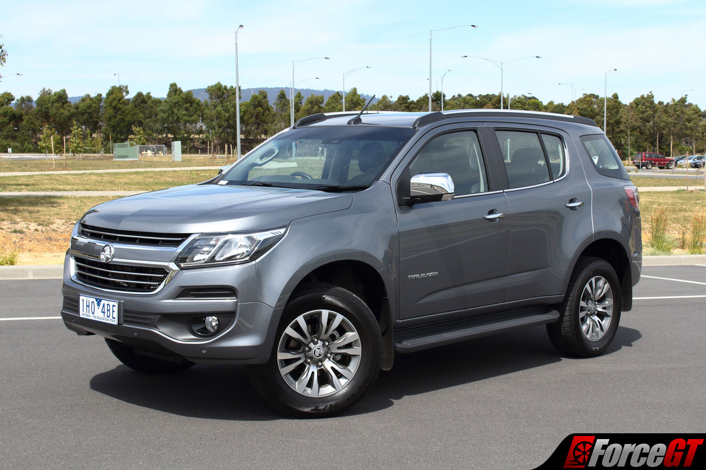 2017 Holden Trailblazer 4x4 LTZ Review