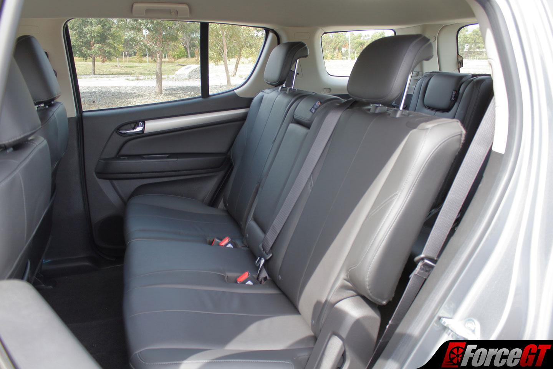 Nissan Pathfinder Towing Capacity >> 2017 Holden Trailblazer 4x4 LTZ Review