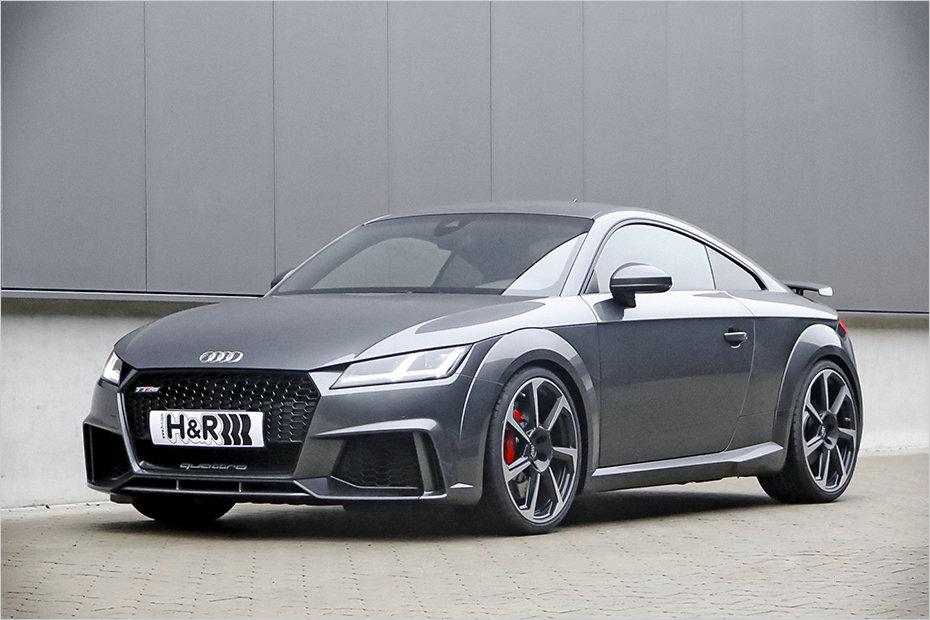 2017 Audi Ttrs H R Lowering Springs Front