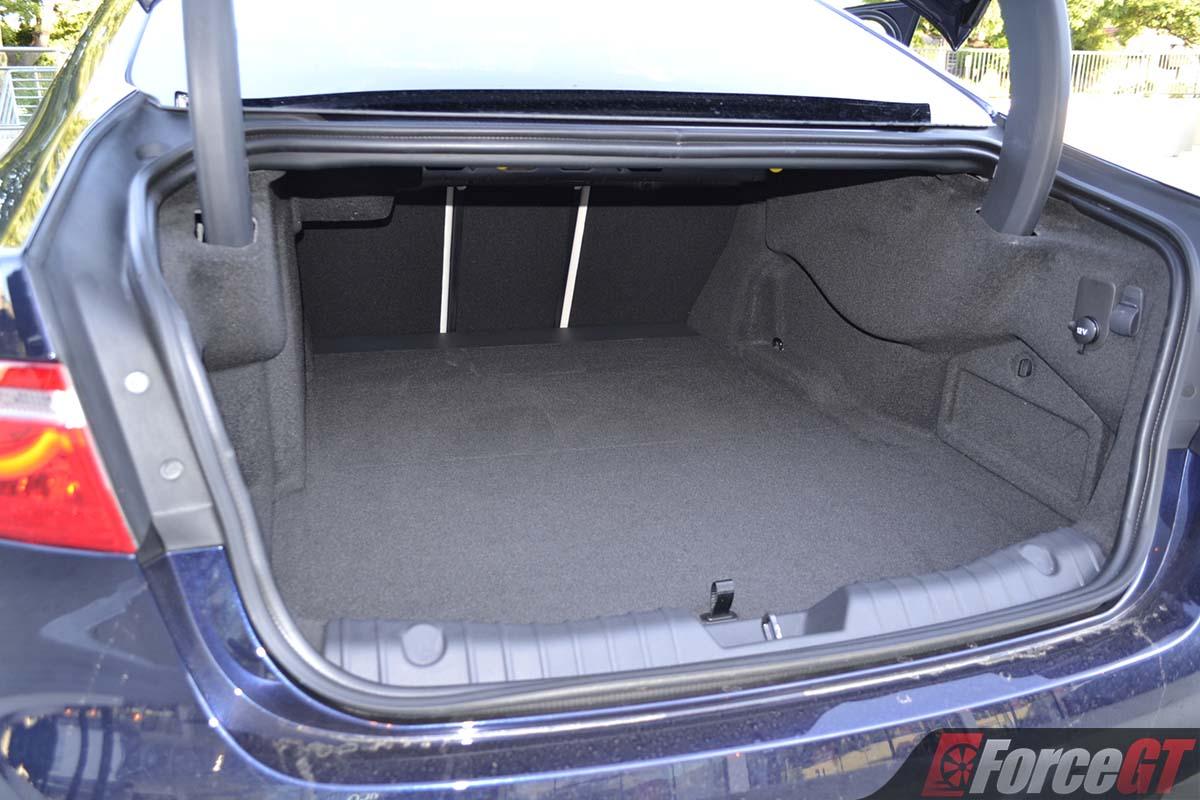 Jaguar Xf Boot Space