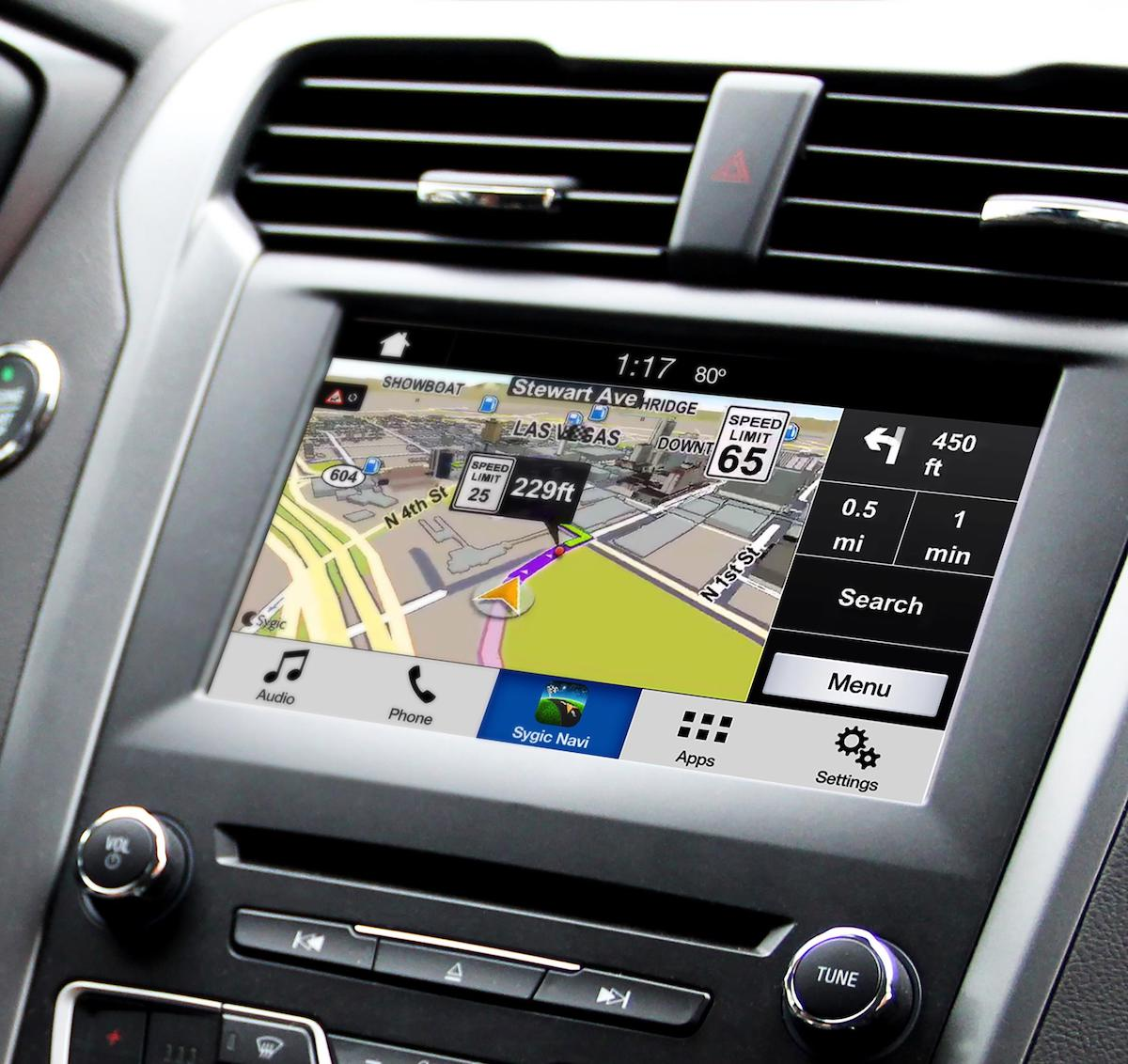 Ford Introduces Sync Applink Smartphone App Projection Forcegt Com