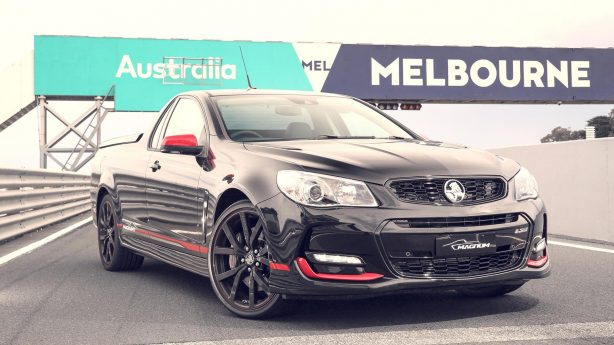 HOLDEN COMMODORE MAGNUM FRONT