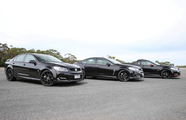 HOLDEN LIMITED EDITION COMMODORES-2