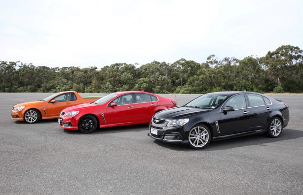 HOLDEN LIMITED EDITION COMMODORES-3