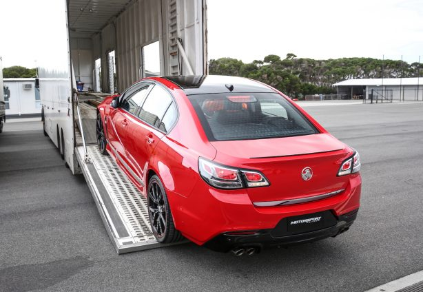 HOLDEN MOTORSPORT EDITION RED