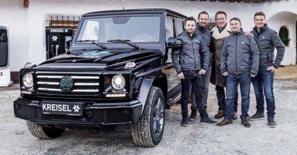 Kreisel-Electric-Mercedes-G-Class