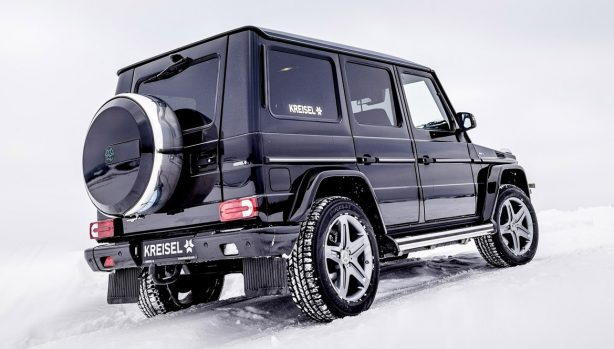 Kreisel-Electric-Mercedes-G-Class-rear quarter