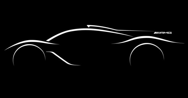 mercedes-amg-project-one-sketch-side