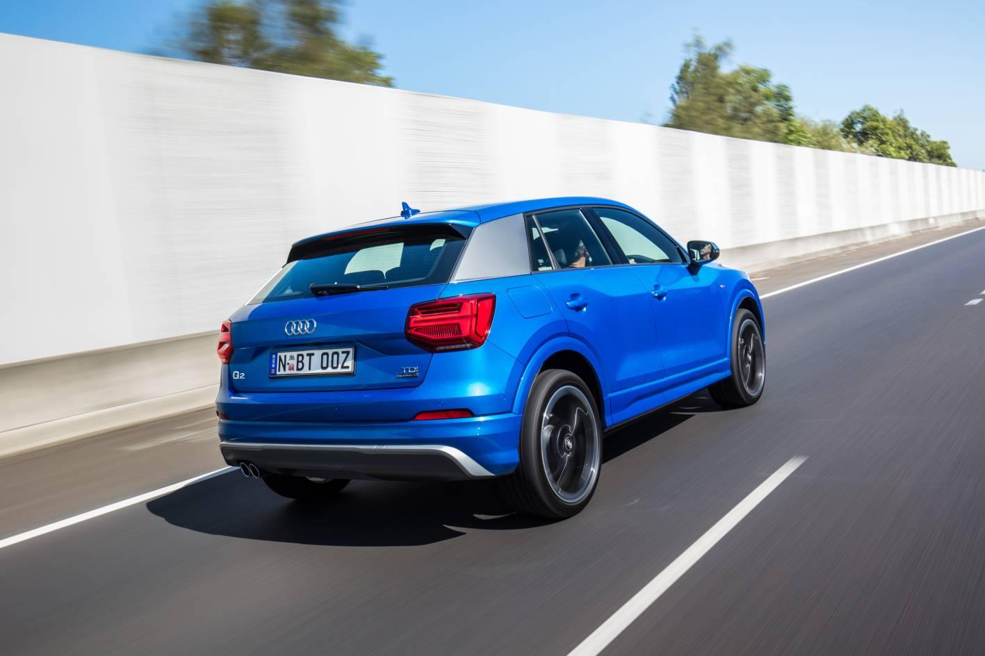Two-tier Audi Q2 range kicks off from $41,100 - ForceGT.com