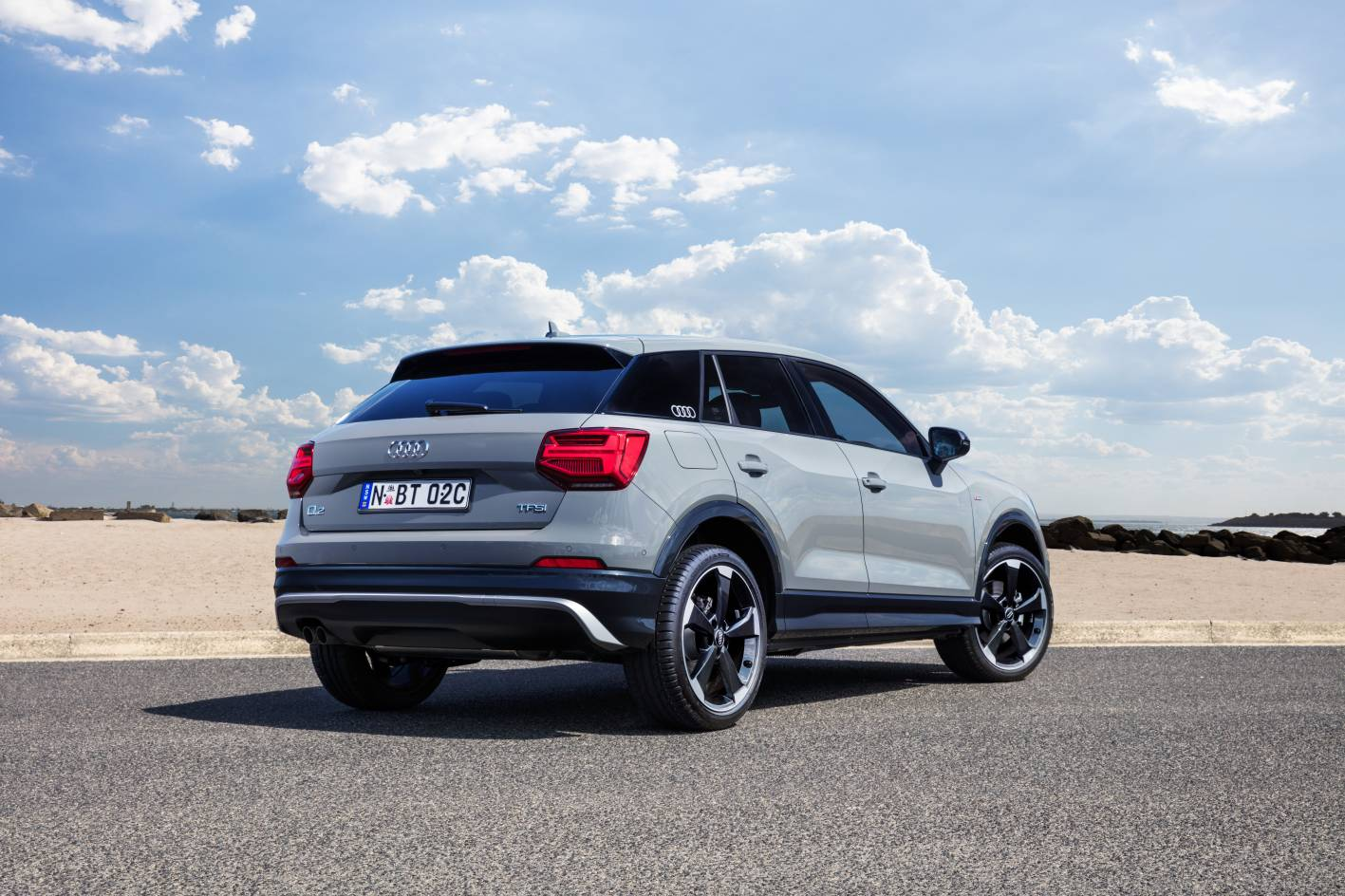 First ever Audi Q2 arrives as Launch Editions from $49,900 ...