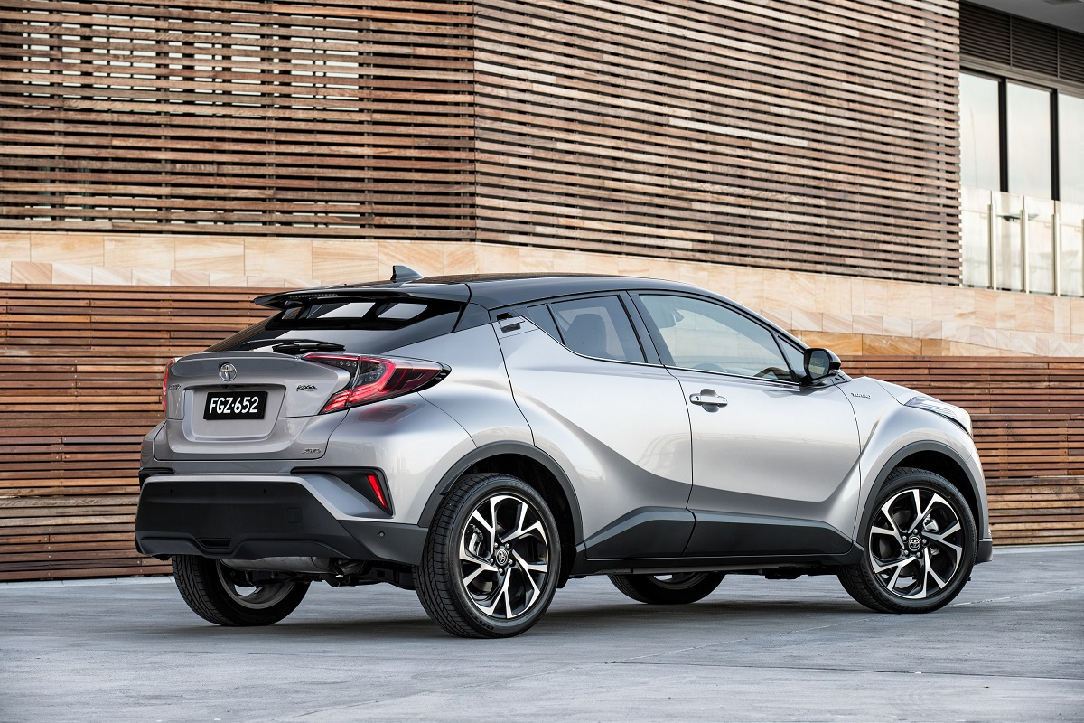 2017 Toyota C Hr Launched From 26 990 Forcegt Com