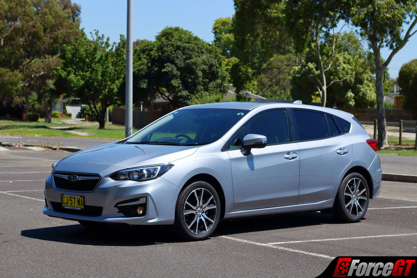 2017 Subaru Impreza Review 2 0i L Hatch Forcegt Com