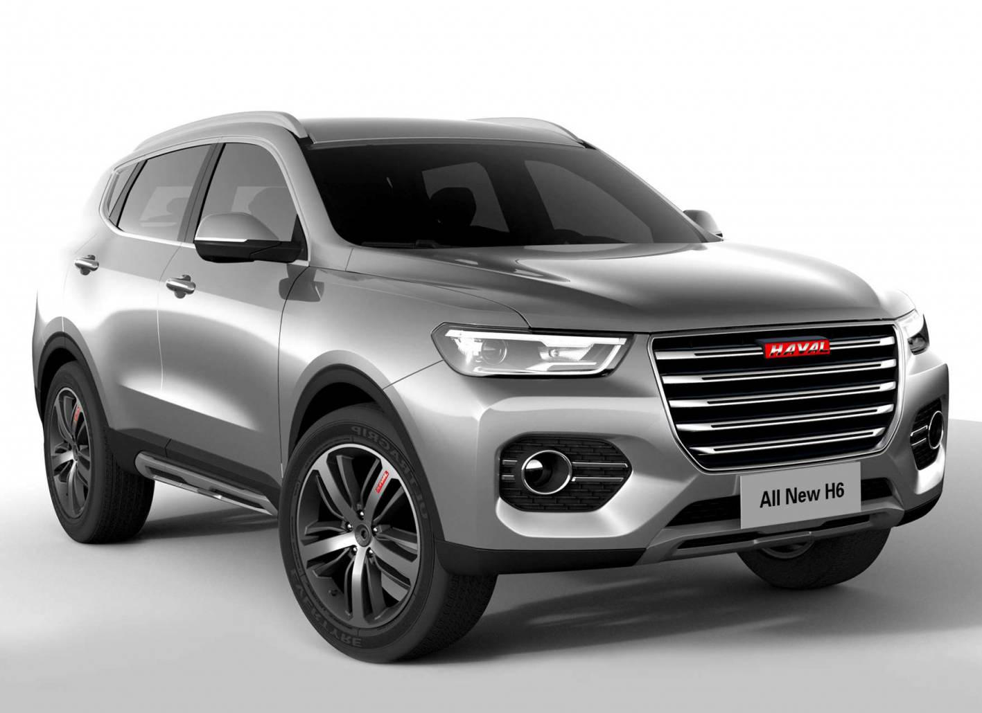 Haval Unveils 2nd Generation H6 Mid Size Suv Forcegt Com