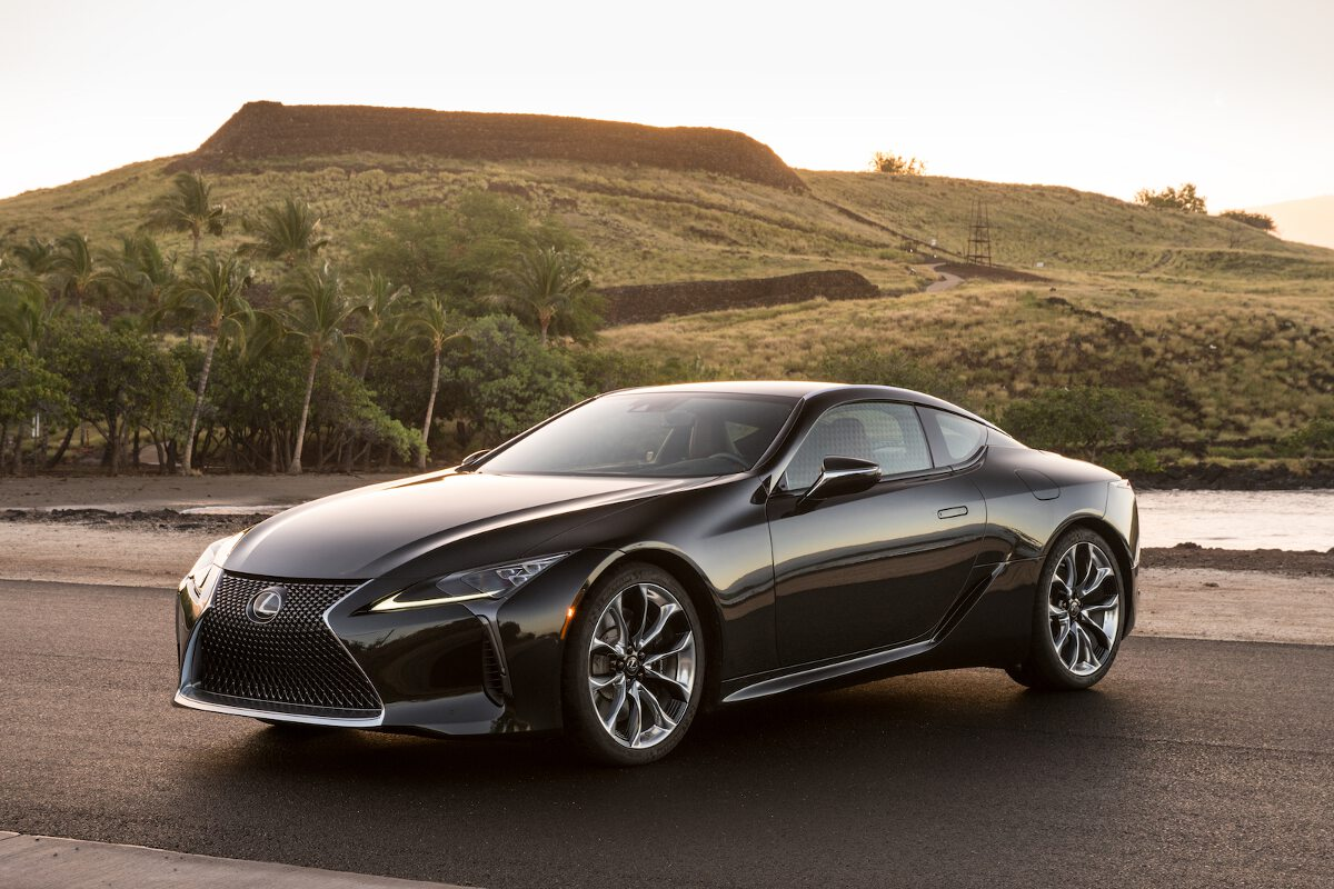 Lithium Battery Pack >> Lexus showcases stunning details of LC coupe in new photos ...