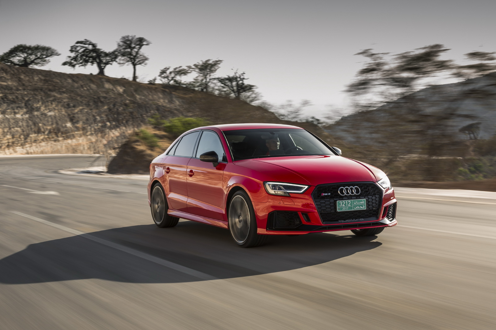 Audi Details New 2017 Rs3 Sedan With More Photos Forcegt Com