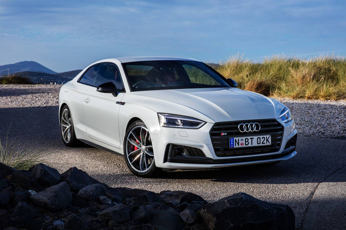 2017 Audi A5 And S5 Coupe Pricing And Specification