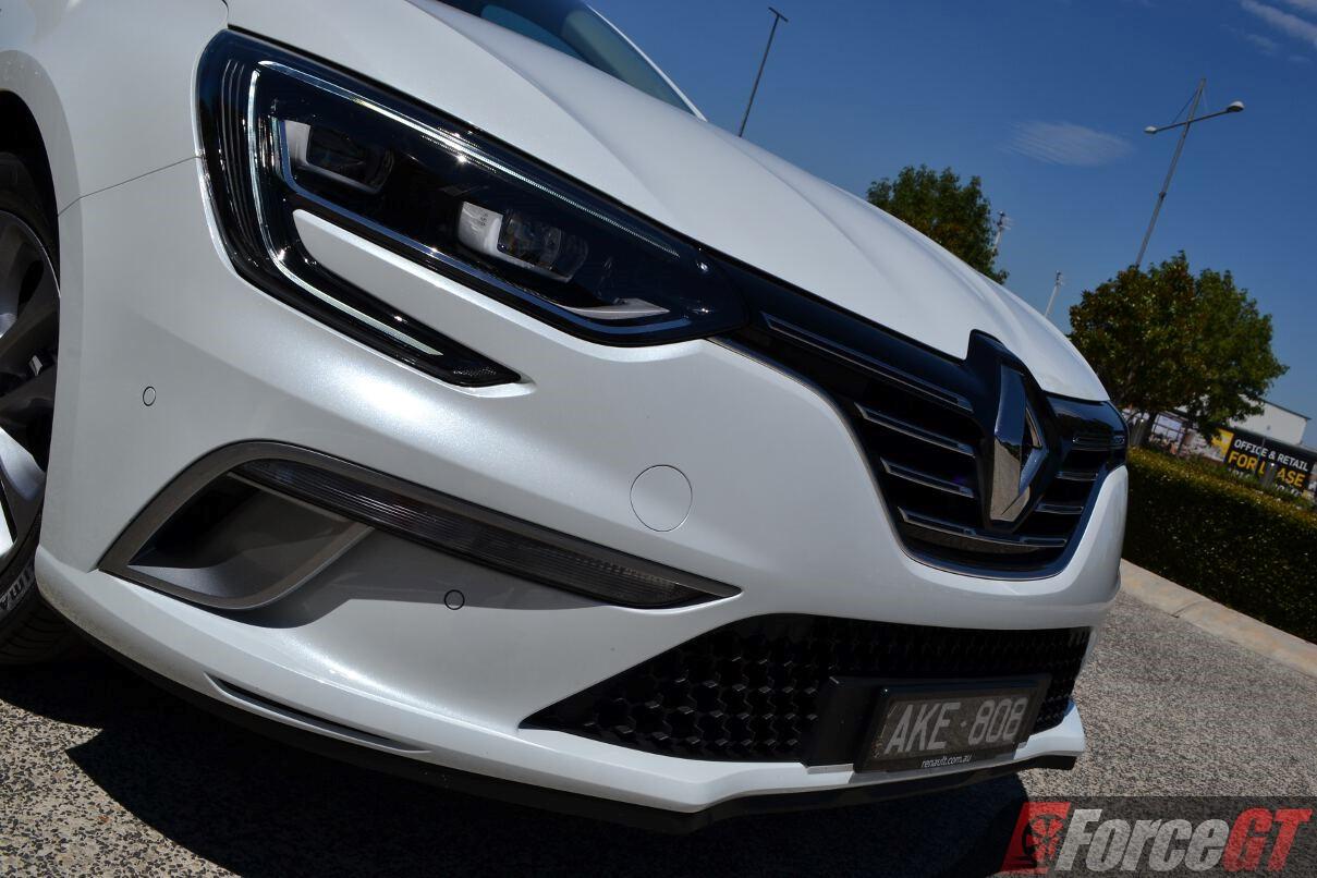 2017 Renault Megane Hatch Review Forcegt Com