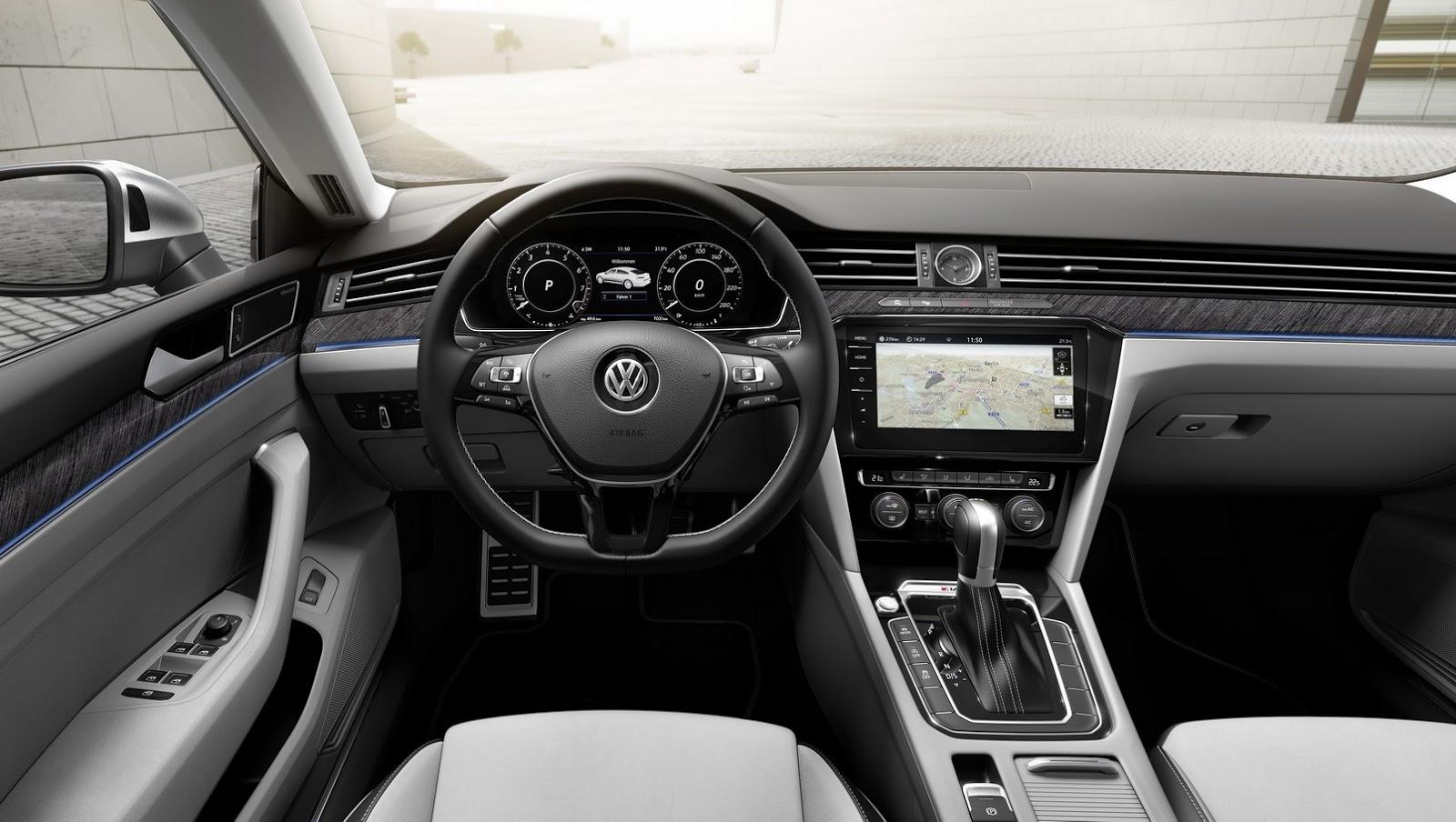 2018 Volkswagen Arteon bows in at Geneva Show - ForceGT.com