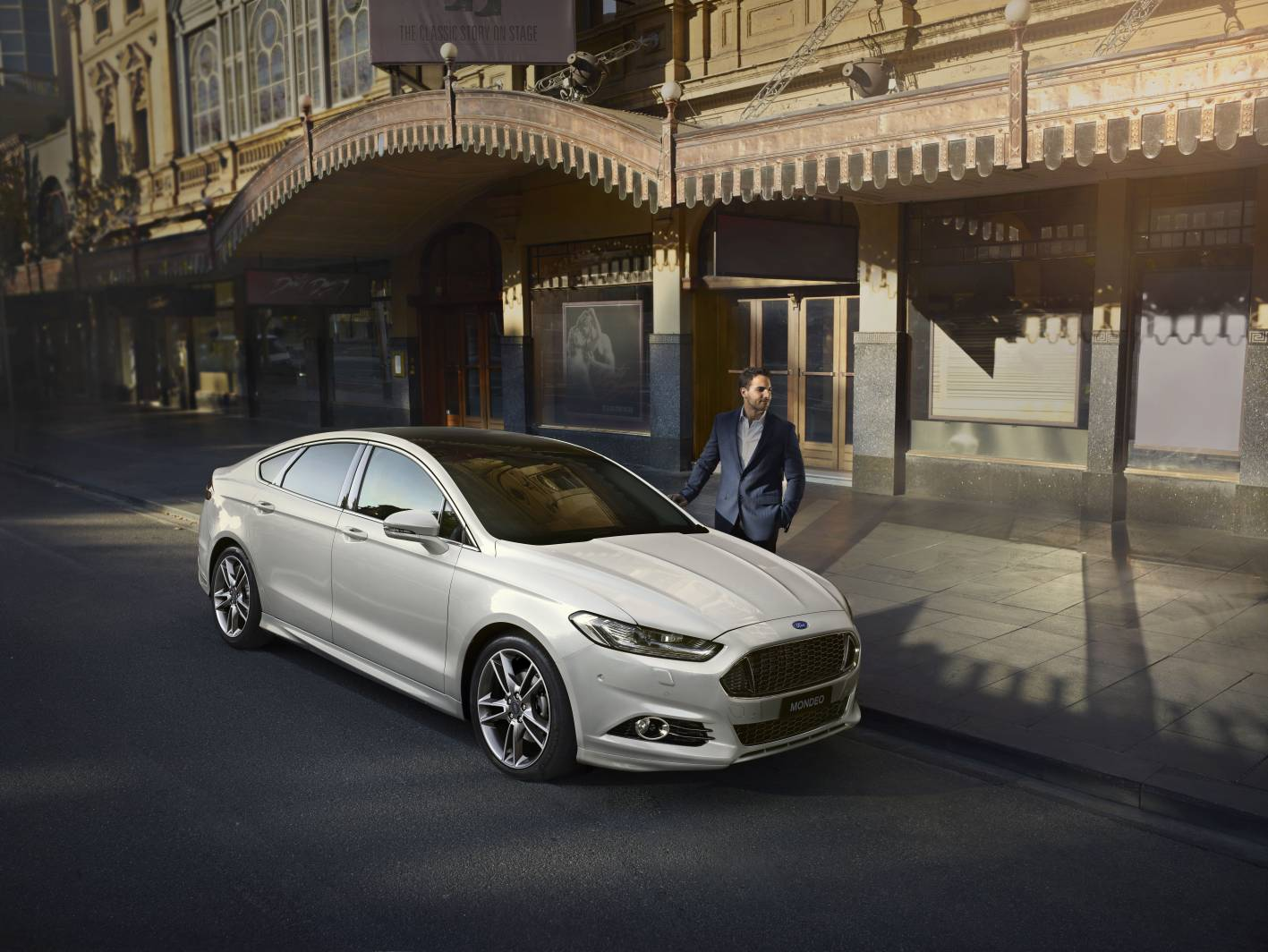 2017 Ford Mondeo gets premium look and new 'Metalicious ...