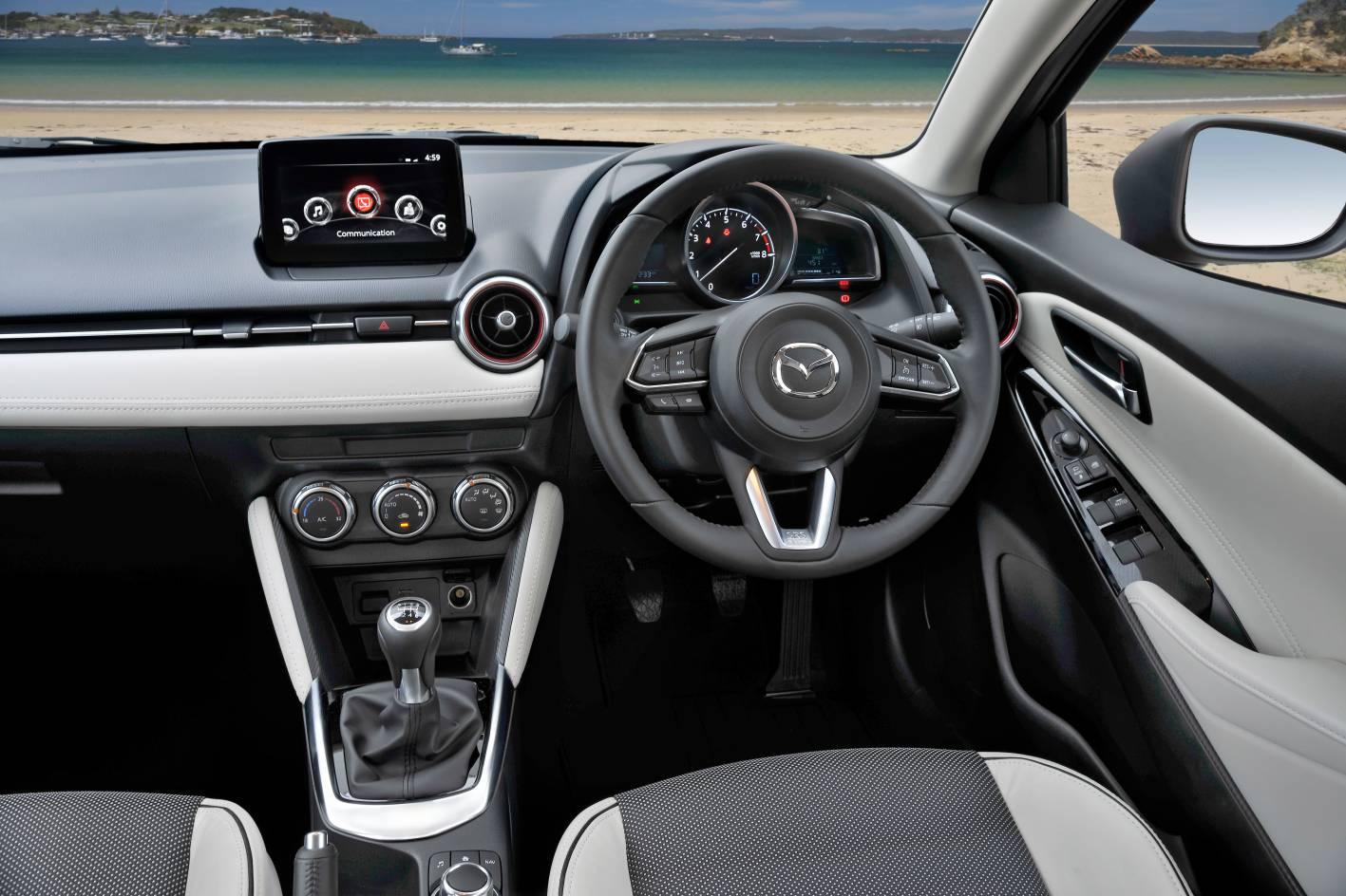 2017 Mazda2 gets segment first safety upgrade - ForceGT.com