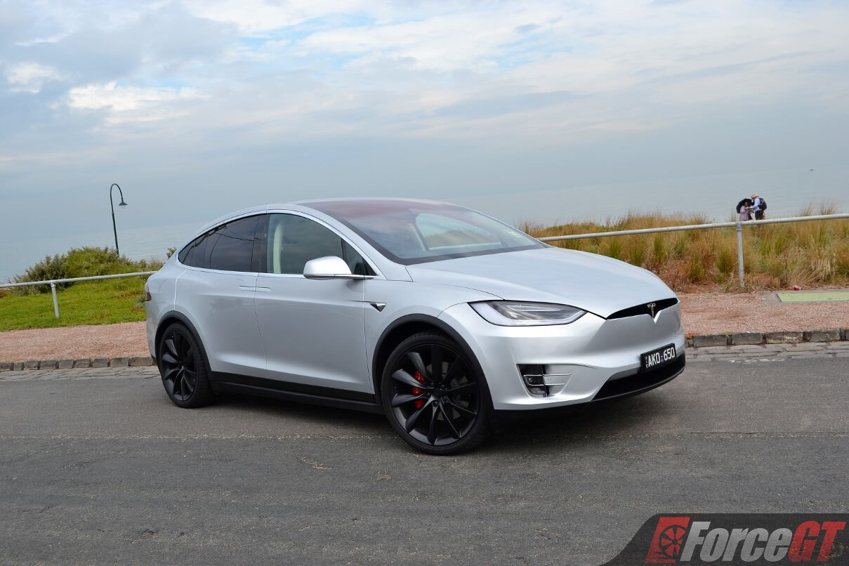 2017 Tesla Model X P100D Review - ForceGT.com