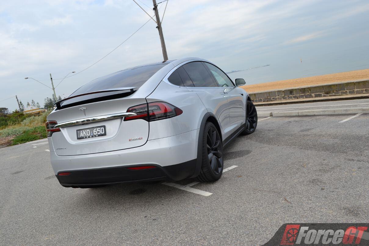 2017 Tesla Model X P100d Review Forcegt Com