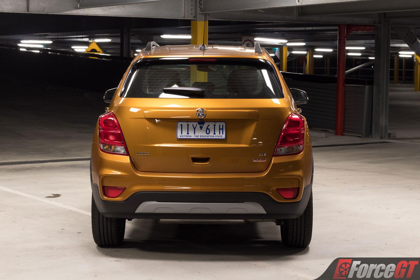 2017 Holden Trax Ltz Review Forcegt Com