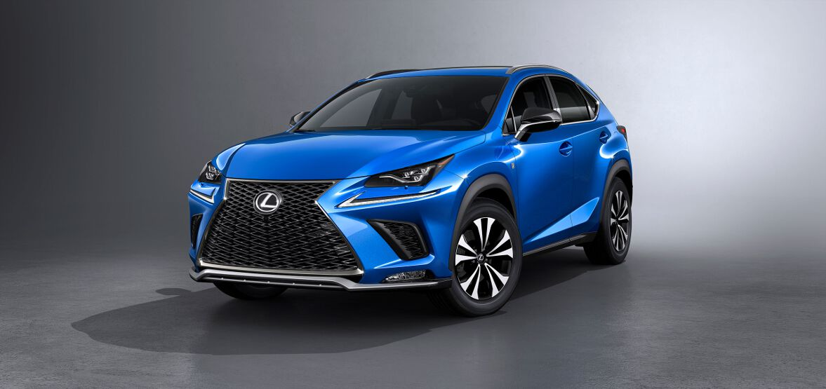 Lexus Nx Vs Rx >> Updated 2018 Lexus NX line-up - what's new? - ForceGT.com