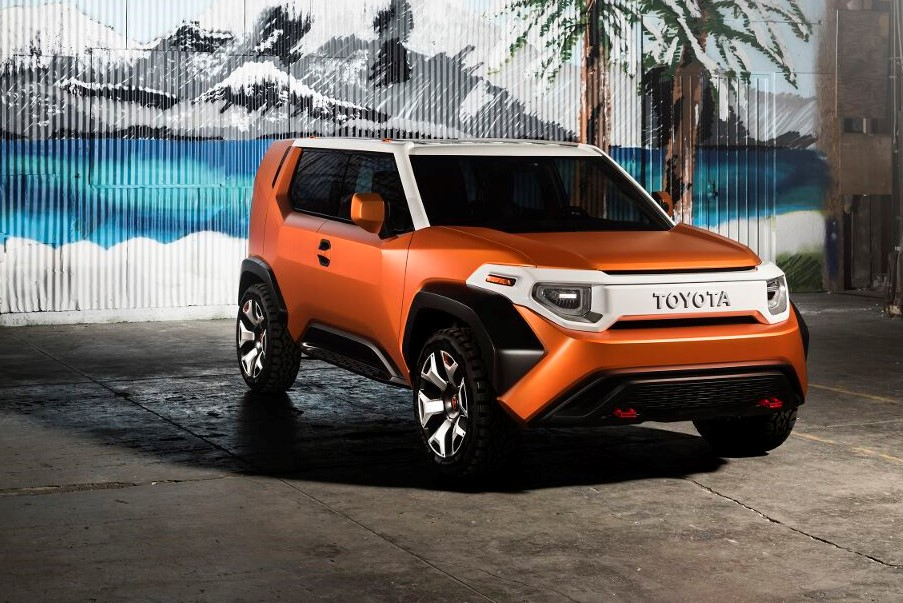 Toyota FT-4X Concept hints at new FJ Cruiser - ForceGT.com