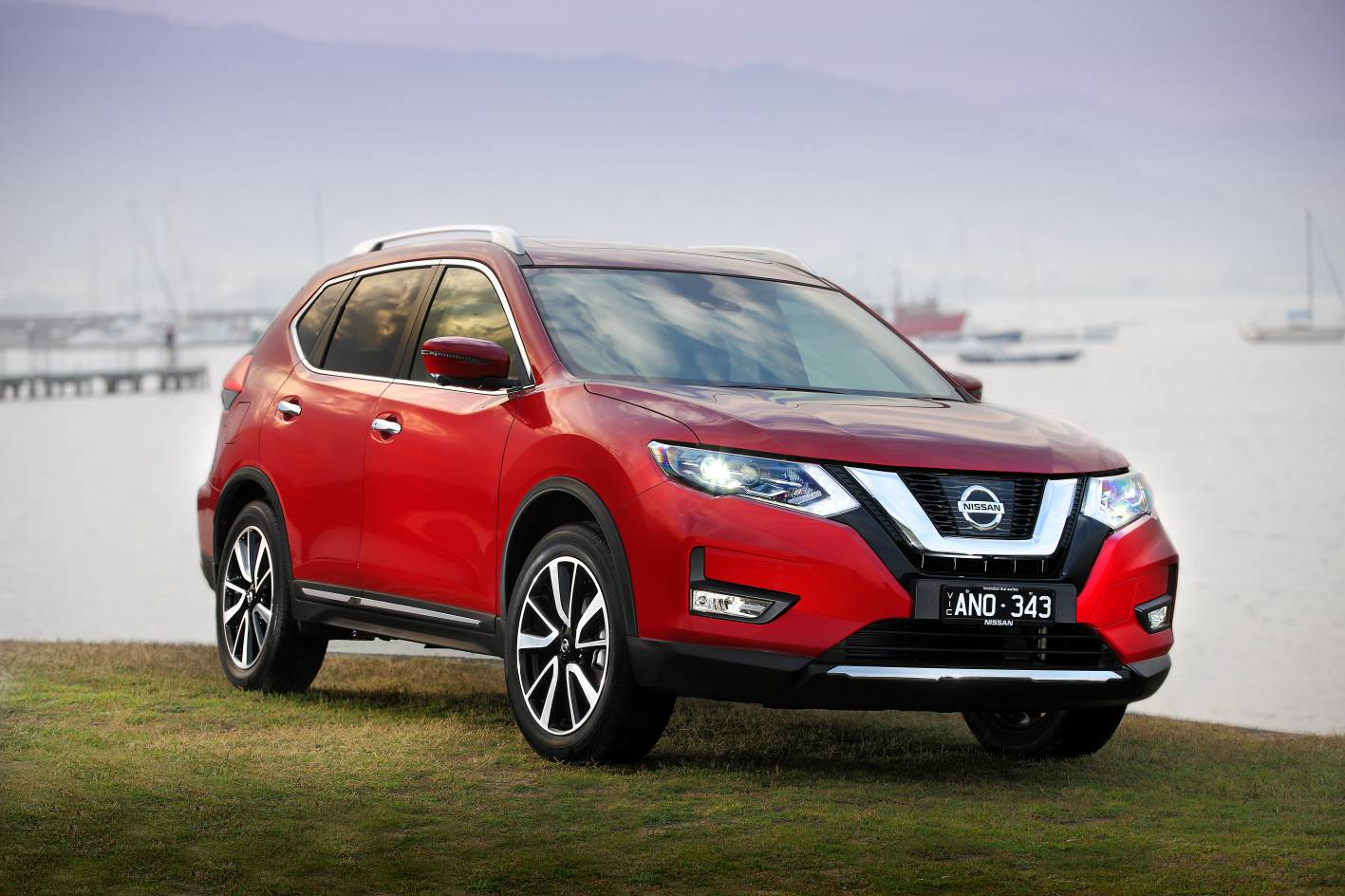 Updated 2017 Nissan X-Trail gets new stronger diesel ...
