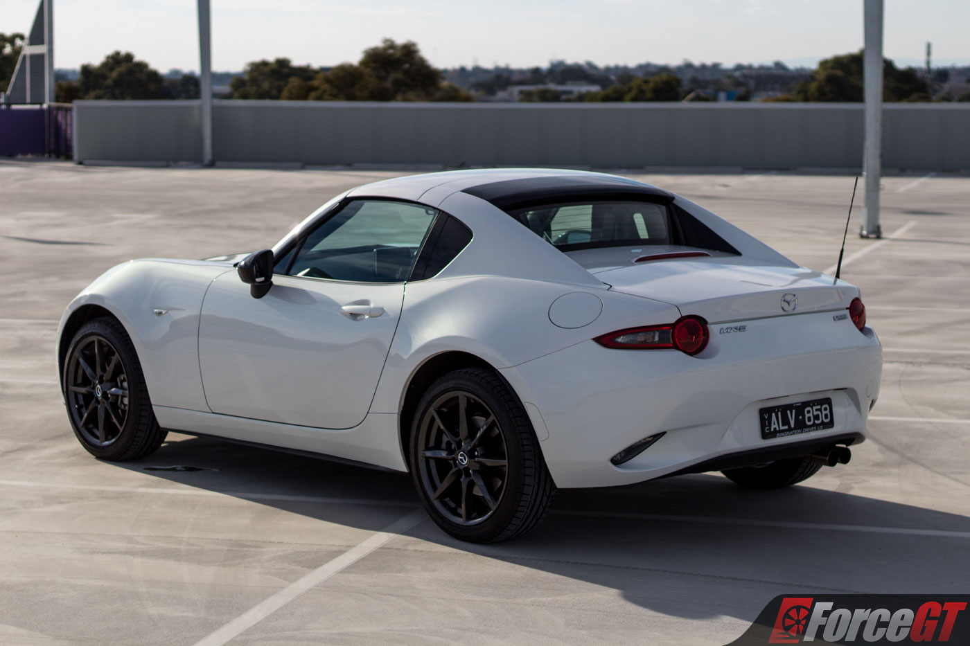 Toyota Safety Connect >> 2017 Mazda MX-5 RF Review - ForceGT.com