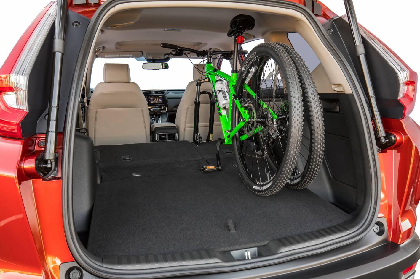 2015 Honda Crv Trunk Dimensions >> All turbo line-up and 7-seats for 2018 Honda CR-V - ForceGT.com