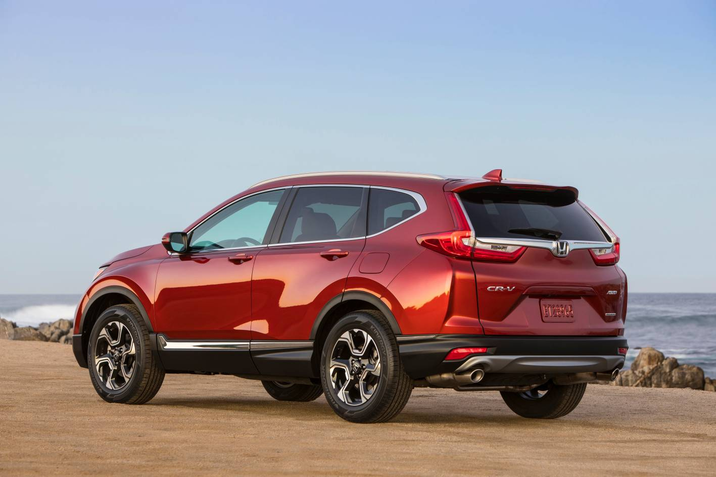 All turbo line-up and 7-seats for 2018 Honda CR-V - ForceGT.com