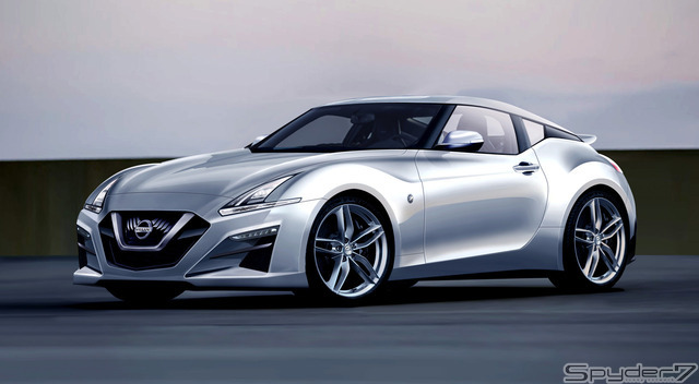 Next Gen Nissan 370z Concept To Bow At This Year S Tokyo