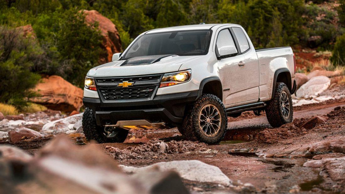 Chevrolet Colorado ZR2 gets tough - ForceGT.com
