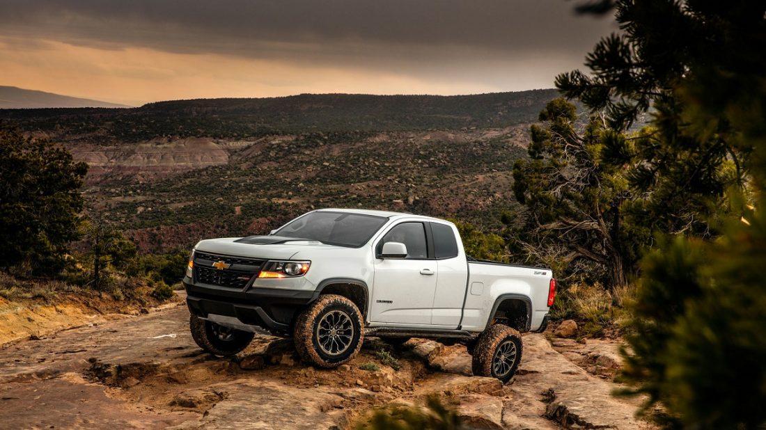 Chevrolet Colorado Zr2 Gets Tough Forcegt Com