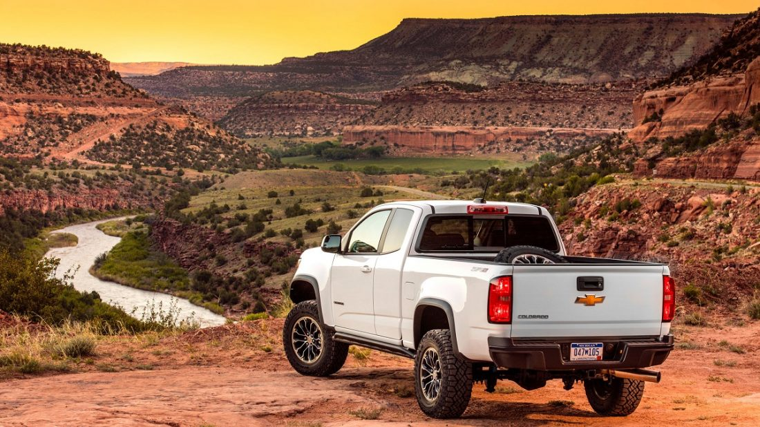 Chevrolet Colorado ZR2 gets tough - ForceGT.com