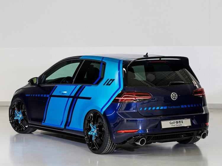 volkswagen golf gti hybrid first decade edition hits w rthersee. Black Bedroom Furniture Sets. Home Design Ideas
